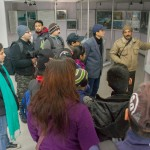 Briefing at Interpretation Center by Suresh Ji at sultanpur national park