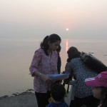birding at sewri jetty