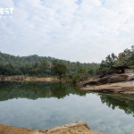 Lake at Satpura National Park