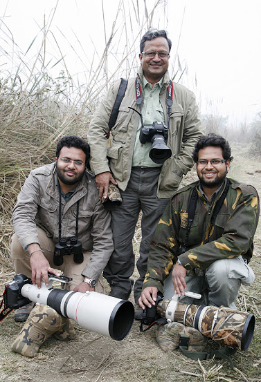 Best wildlife photographers of India