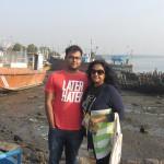 birding at sewri jetty