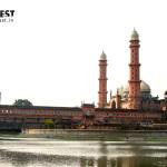 Taj-ul-masjid at Bhopal