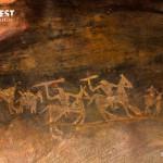 Wall Art at Bhimbetka