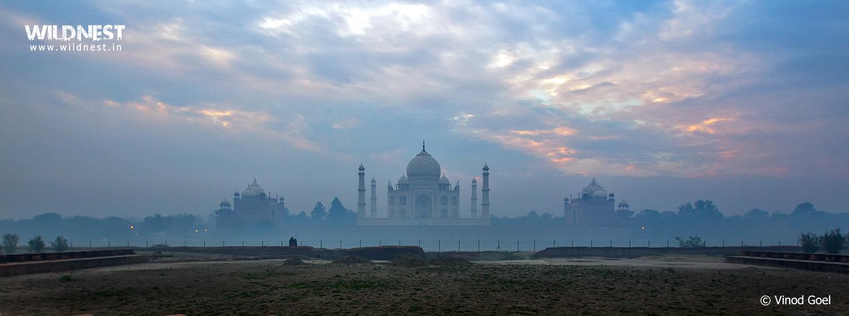 Taj Mahal Photography at Agra